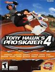 Tony Hawk's Pro Skater 4 [PS1]