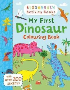 My First Dinosaur Colouring Book BOOK NEU