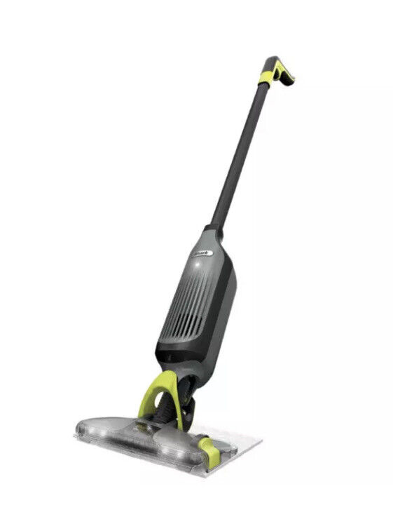 Shark VM200 VACMOP Cordless Hard Floor Vacuum Mop with Disposable Vacmop Pad  J