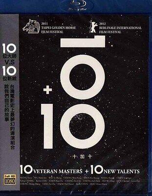 Shu Qi  10 10  Sylvia Chang Taiwan 2011 Festival Short Films Region A Blu Ray