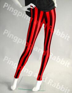 Similiar Candy Striped Leggings Women Keywords