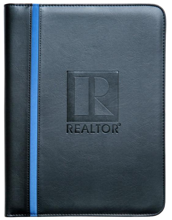 Realtor Logo Branded Padfolio