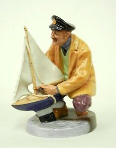 "ROYAL DOULTON ""SAILOR'S HOLIDAY"" HN 2442 - $250"