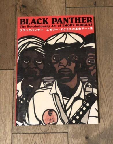USED Black Panther Emory Douglas