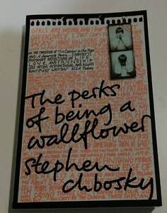 THE PERKS OF BEING A WALLFLOWER Stephen Chbosky Woodvale Joondalup Area Preview