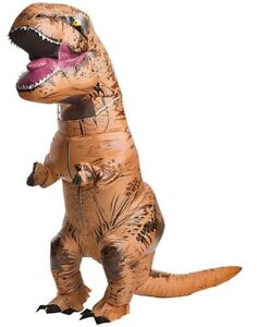 the T-Rex suit you always wanted!