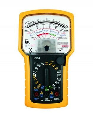 Kt7040 High Sensitivity Analog Multimeter