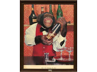 BAR MANAGER FOR BRASS MONKEY