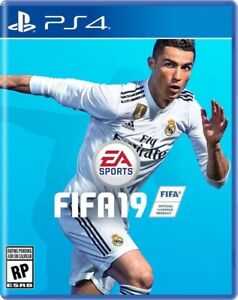 FIFA 19 for PS4 - new and unopened