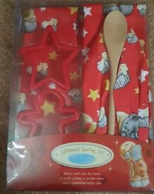 Me to You Children's Baking Set