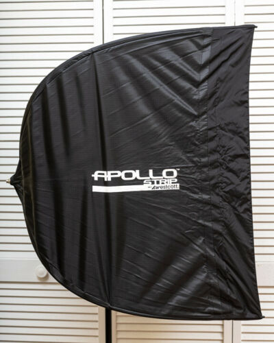 Wescott Apollo Strip Softbox With Grid