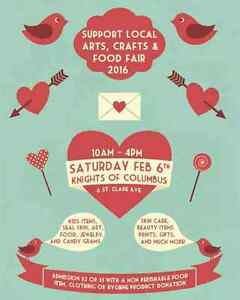 Support Local Arts & Crafts NL