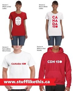 Canada Day / Camping / Cottage Custom T-Shirts, Tanks, Hoodies
