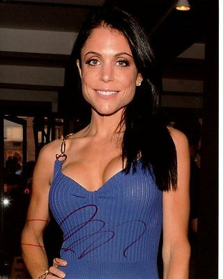 Bethenny Frankel Signed Autographed Photo Real Housewives Of New York City
