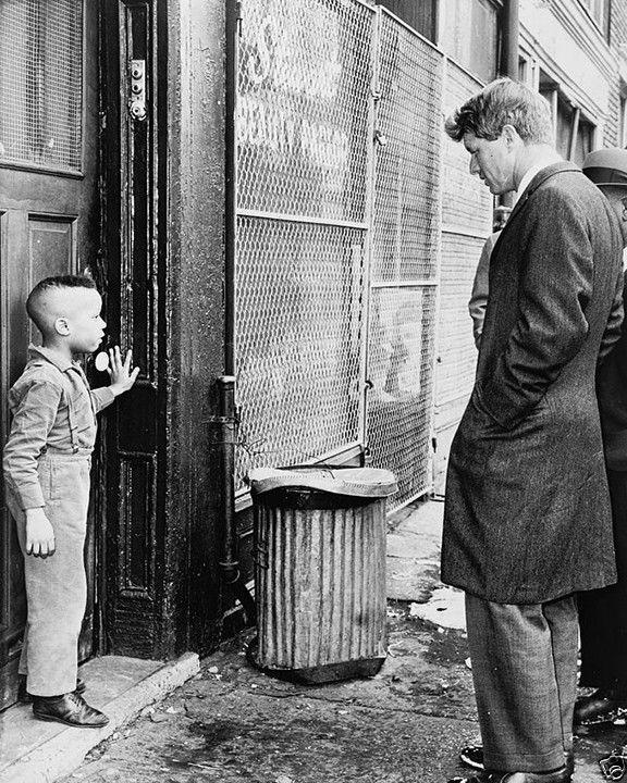 Senator Robert F. Kennedy RFK Brooklyn New York City 1966 New 8x10 Photo