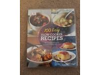 NEW: 100 Easy Slow-Cooker Recipies Book