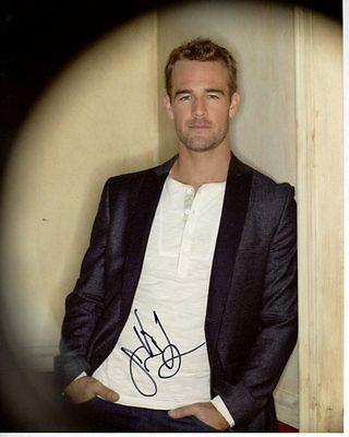 JAMES VAN DER BEEK Signed Autograph DON'T TRUST THE B---- IN APARTMENT 23 (Don T Trust The B Apartment 23)