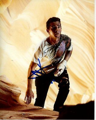 Shia Labeouf Signed Autographed Transformers Sam Witwicky Photo