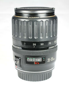 Canon EF 35-135mm 1:4-5.6 USM ULTRASONIC Zoom Lens