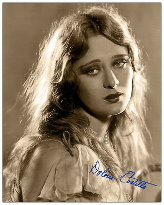 DELORES COSTELLO BARRYMORE Film Actress Legend Photograph Autograph 8x10 RP