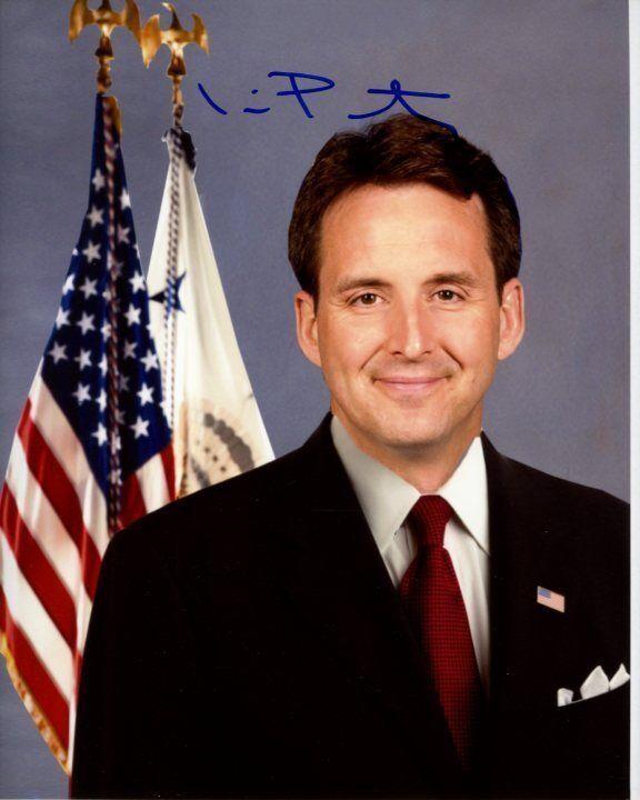 TIM PAWLENTY Signed Autographed Photo