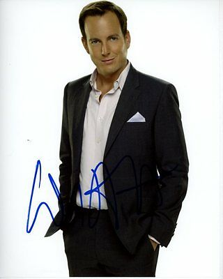 Will Arnett Signed Autographed Arrested Development Gob Bluth Photo