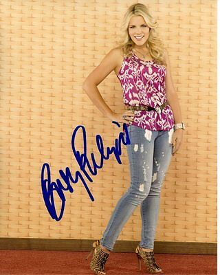 Busy Philipps Phillips Philips Signed Autographed Photo