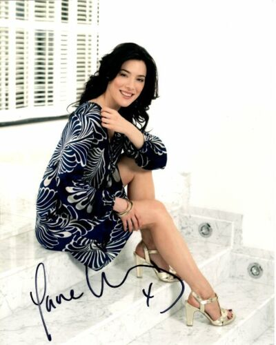 JAIME MURRAY signed autographed photo