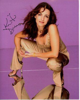 Kristin Davis Signed Autographed Sex And The City Charlotte York Photo