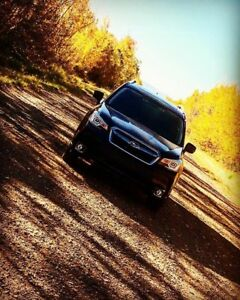 2017 Subaru Forester xt turbo fully loaded