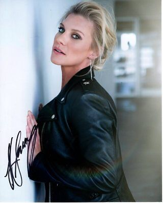 Katee Sackhoff Signed Autographed Photo