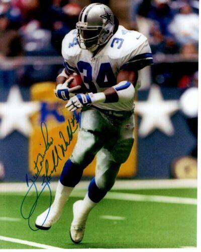 HERSCHEL WALKER signed autographed NFL DALLAS COWBOYS photo