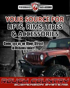 Lifts, Rims, Tires, Accessories & More!