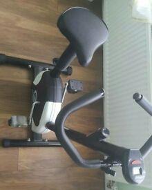 Fitness recline bike (Gym equipment)