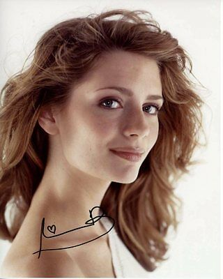 Mischa Barton Signed Autographed Photo