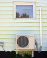 HEAT PUMP/AC INSTALLATIONS