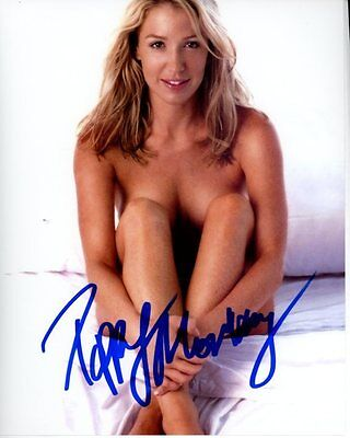 Poppy Montgomery Signed Autographed Nude Photo