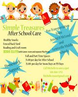 Arnold H and Lewisville Middle School After School Care