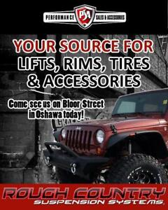 Lifts, Rims, Tires And Accessories