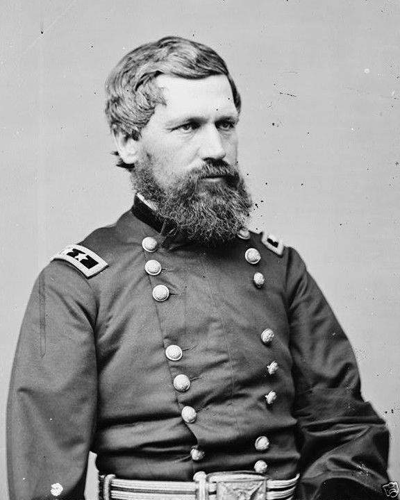 Federal Union Army General Oliver O. Howard Portrait New 8x10 US Civil War Photo