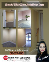Office space avilable for lease