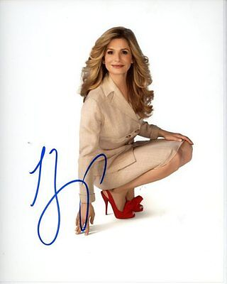 Kyra Sedgwick Signed Autographed The Closer Brenda Leigh Johnson Photo