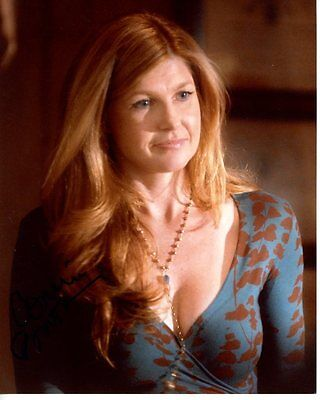 Connie Britton Signed Autographed Friday Night Lights Tami Taylor Photo