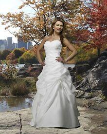 NEW wedding dress size 16/18