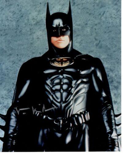 VAL KILMER signed autographed BATMAN BRUCE WAYNE photo