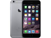 iPhone 6 128GB SPACE GREY - As NEW (2nd Hand) with Box and accessories (02 network)