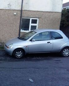 2003 FORD KA 1.2 3dr Silver-Offers available for quick sale