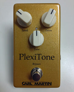 Carl Martin PlexiTone Single Channel Distortion