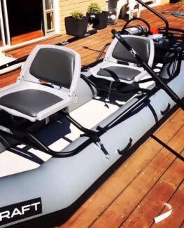 FlyCraft USA driftboat