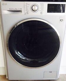 LG 9kg direct drive washing machine